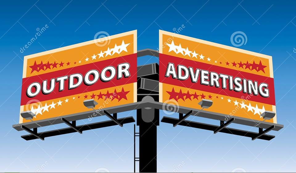 Image result for outdoor advertising